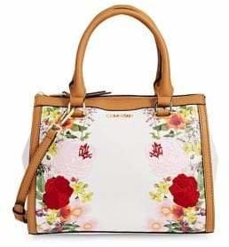 Calvin Klein Mercy Satchel Bag