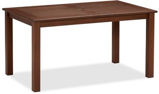 Pottery Barn Chatham Rectangular Fixed Dining Table & Chair Set