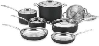Cuisinart 12-pc. MultiClad Unlimited Cookware Set