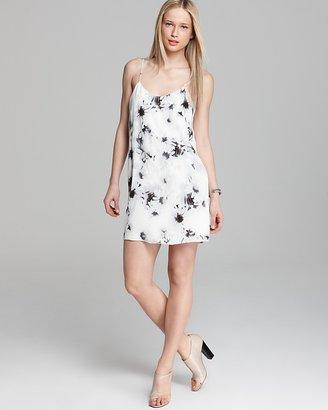 Tibi Slip Dress - Blossom Print