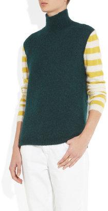 Marni Alpaca-blend turtleneck sweater