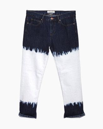 Etoile Isabel Marant Pradley Dyed Jeans
