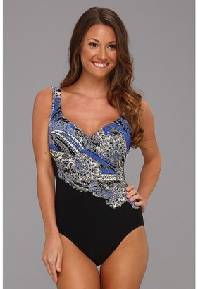 Miraclesuit Great Expectations Amici (Black) - Apparel
