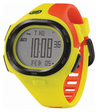 Soleus Watches P.R. Yellow with Orange #SR008-802