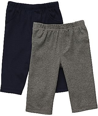 Carter's Carter's® 2-pk. Pants - Boys newborn-24m