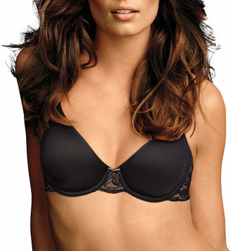 Maidenform Comfort Devotion Embellished Underwire T-Shirt Demi Bra-09441