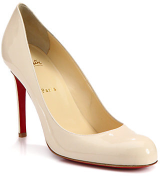 Christian Louboutin Simple 100 Patent Pumps
