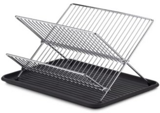 Bed Bath & Beyond Folding Dish Rack and Drain Board Set