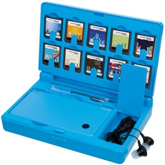 Nintendo DreamGEAR Games Vault -, Blue DS)