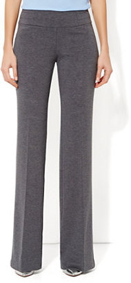 New York & Co. 7th Avenue Wide Leg Pant - Pull-On - Average
