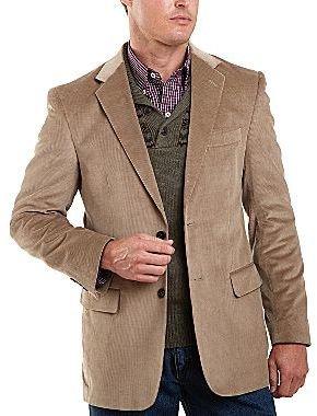JCPenney Stafford® Essentials Corduroy Sport Coat