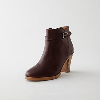 A.P.C. ankle buckle boots