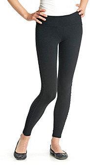 Calvin Klein Side Smocked Long Legging