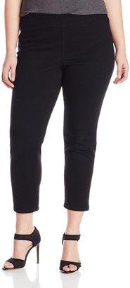 NYDJ Women's Plus-Size Millie Ankle Jeans