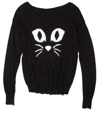 Delia's Cat Sweater