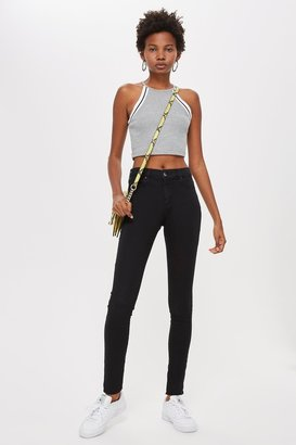 Topshop PETITE Black Leigh Jeans