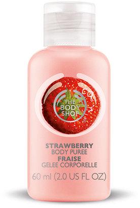 The Body Shop Mini Strawberry Puree Body Lotion