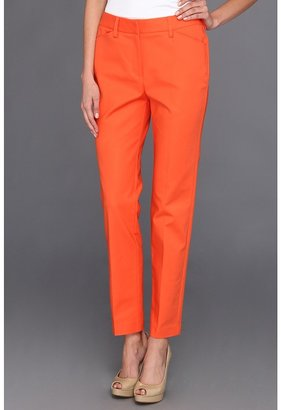 Kenneth Cole New York - Brielle Crop Pant (Tiger Lilly) - Apparel