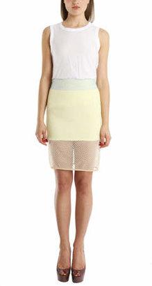 Charlotte Ronson Lemonade Skirt