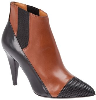 Balenciaga pointed ankle boot