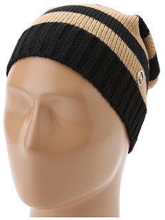 MICHAEL Michael Kors Michael Kors Logo Stripe Group Over Sized Hat