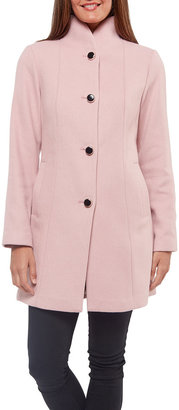 Kate Spade Wool-Twill Button Coat