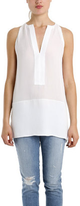 A.L.C. Lizzy Tunic in White