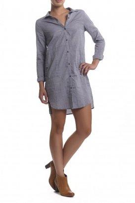 Humanoid Shirt Dress