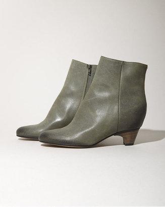 Maison Martin Margiela Line 22 half-wedge boot