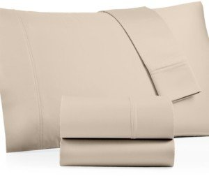 Westport Simply Cool California King 4-Pc Sheet Set, 600 Thread Count Tencel Bedding