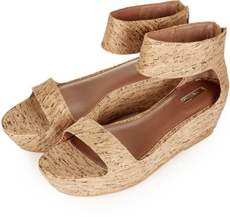 Matiko 2 Part Wedges