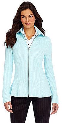 Alex Marie Trinity Peplum Sweater