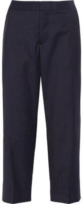 Marni Wool straight-leg pants