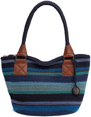 The Sak Cambria Round Tote Bag