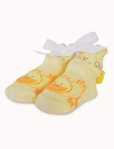 Motherhood Eieio Yellow Duck Socks