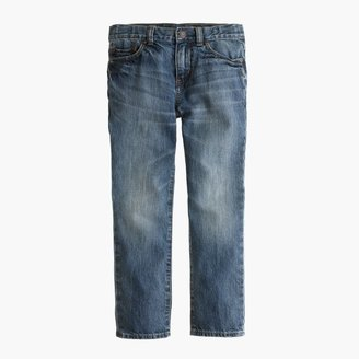 Boys' well-worn wash jean in slim fit $49.50 thestylecure.com