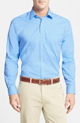 Men's Cutter & Buck 'Epic Easy Care' Classic Fit Wrinkle Free Sport Shirt $67.50 thestylecure.com