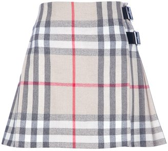 Burberry 'New Classic' checked skirt