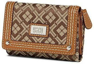 JCPenney 9 & Co.® Signature Indexer Jacquard Wallet