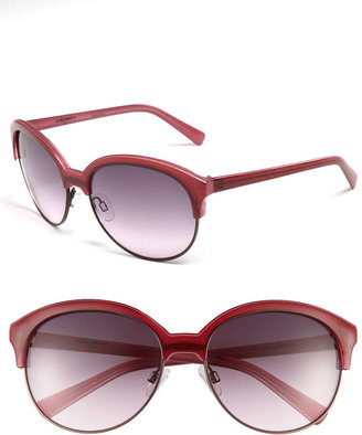 Halogen Cat's Eye Sunglasses