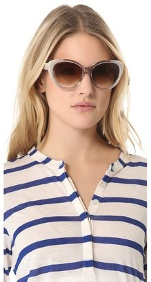 Cat Eye DITA Amant Sunglasses