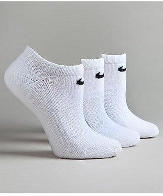 Nike Women's Cotton No Show Socks 6-Pack Panty Hose