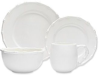 Jonathan Adler Catherine Bamboo Trim Dinner Collection