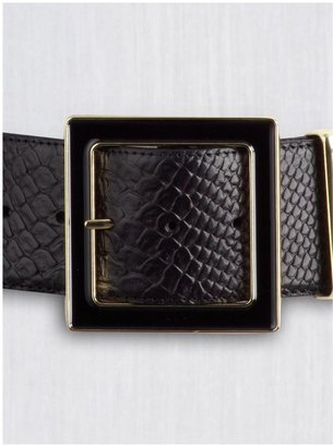 Juicy Couture Hive & Honey Enamel Buckle