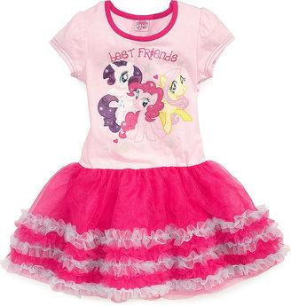 Disney My Little Pony Little Girls' Tutu Dress