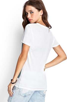 Forever 21 No Love Lost Tee