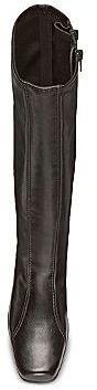 Aerosoles A2 by Sawu Tall Double-Zipper Boots