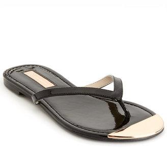 INC International Concepts INC International Concept Women's Shoes, Mercir Thong Sandals