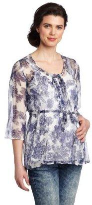 Ripe Maternity Women's Mayfair Silk Shirt