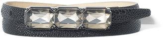 Vince Camuto Jeweled High Waist Belt